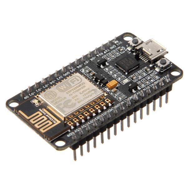 NodeMCU Lua Based ESP8266 ESP-12E DEVKIT
