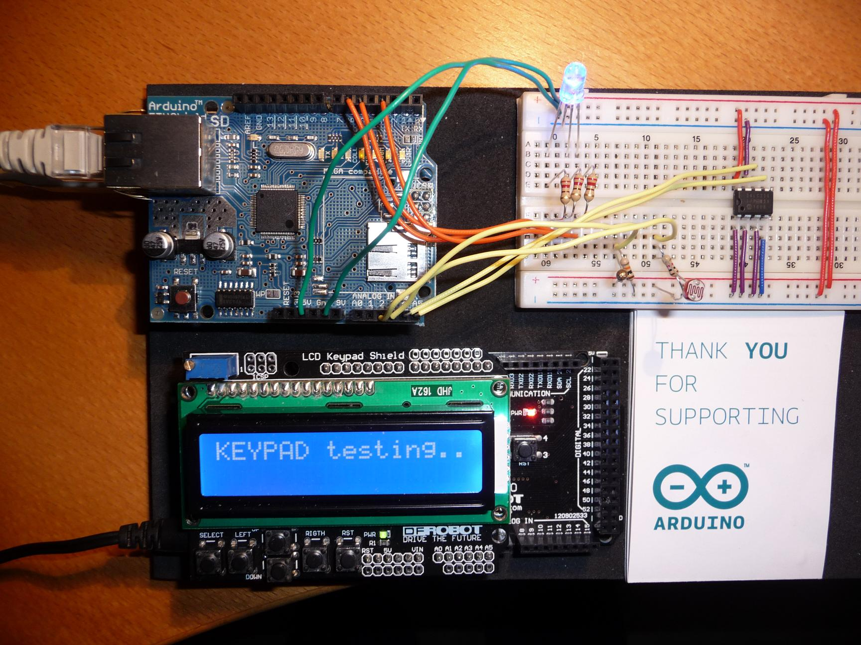 arduino applications
